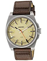 Diesel Analog Silver Dial Men's Watch - DZ1622