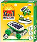 Annie 6 - in - 1 Educational Hybrid Solar E Kit Series 1, Multi Color