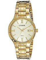 Citizen Analog Gold Dial Men's Watch - BI5022-50P