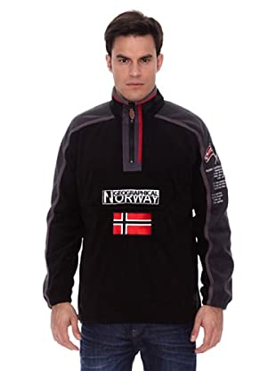 Geographical Norway Forro Polar Tim (Negro / Gris)