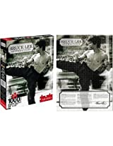 Bruce Lee Affirmations Jigsaw Puzzle By Aquarius