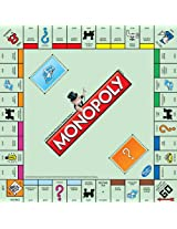 Hasbro Monopoly Replacement Board