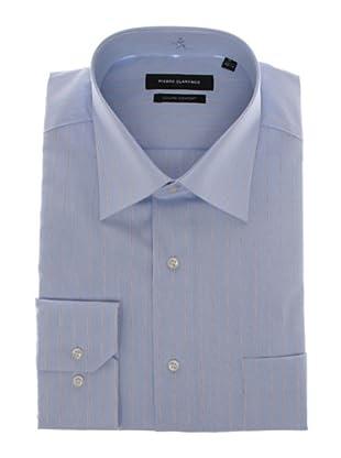 Pierre Clarence Camisa de manga larga (Azul cielo)