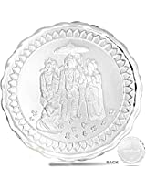 RSD 5 Grams Silver Coin of Ram Darbar 99.90 Finess