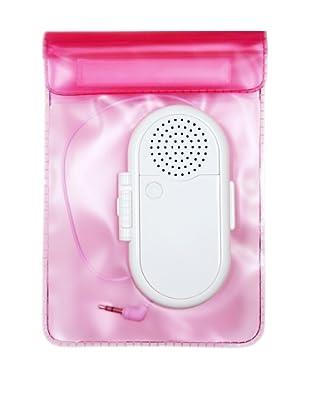 MollaSpace Aqua Pouch Speaker, Pink