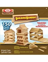 Ideal 150-pc. Building Boards Wood Construction Set
