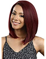Bobbi Boss Lace Front Wig Copper (1 B Off Blk)