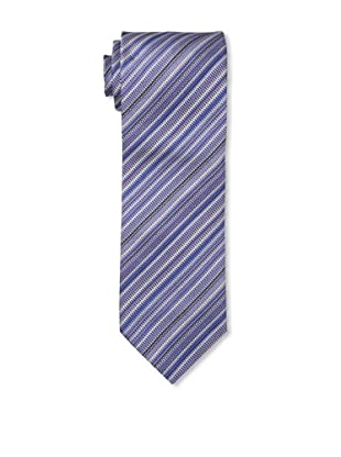 Missoni Men's Mini Zigzag Tie, Blue/Purple