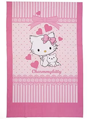 Cartoons Home Telo Arredo Charmy Kitty Rosie (rosa)