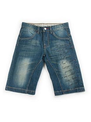 Scorpion Bay Bermuda Jeans (Azul Lavado)