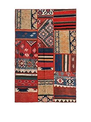 NAVAEI & CO. Teppich mehrfarbig 160 x 105 cm