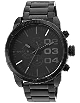 Diesel End of Season Analog Black Dial Men's Watch - DZ4207