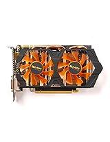 ZOTAC GeForce GTX 760 2GB AMP Edition Graphics Card (Black/Orange)