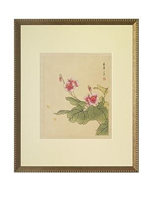 1950s Chinese Print
