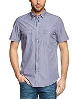 Ben Sherman Camisa Garance (Azul)