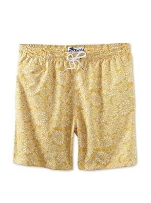 Trunks Men's San-O Swim Shorts (Blossom Sunny)