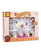 ALEX Toys Sweet Cupcake Tea Set