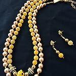 Double layer royal look jewellery - NRBSEN625