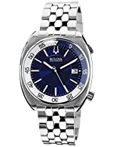 Bulova Accutron II Analog Blue Dial Men's Watch - 96B209