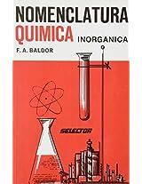 Nomenclatura quimica inorganica / Inorganic Chemical Nomenclature