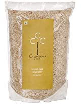 Conscious Food Organic Brown Rice (Sikander), 1000g