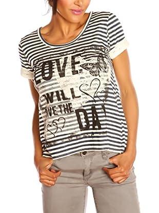 STRADA T-Shirt Rose