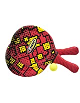 Coop Hydro Smash Game (Checker), Red