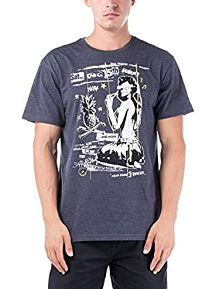 Hurley T-Shirt Manica Corta Rouse