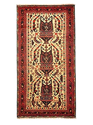Darya Rugs One-of-a-Kind Tribal Rug, Ivory, 6' 8