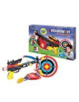 Saluja Toys Cross Bow Set / Sports and Outdoor Toys