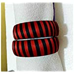 Red Traditional Bangle Set of 2