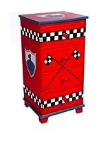 Iduapriem Kids Storage Furniture in Multi-Colour Finish with Mudramark