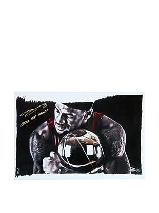 Steiner Sports Memorabilia Limited Edition LeBron James Magic Moment Signed Photo