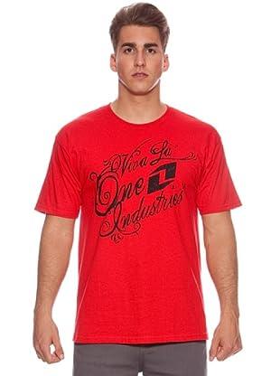 One Industries Camiseta Viva (Rojo)