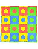 Tadpoles Playmat, Circles/Multi/Primary