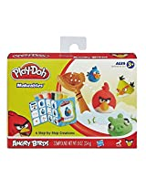 Play Doh Makeables Angry Birds