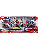 Power Rangers SUPER Megaforce Exclusive Action Figure 6-Pack Legendary Action Pack [Exclusive Battle