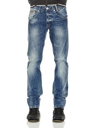 Pepe Jeans London Pantalón Vaquero Connors (Azul)