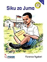 Siku za Juma (Swahili Edition)