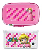 DSi Protection Kit - Princess Peach Version