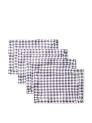 Sferra Set of 4 Piccadilly Placemats (Violet)