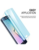 Bestsuit 360° Full Body + Screen Coverage Scratch Guard for Samsung Galaxy s6 Edge