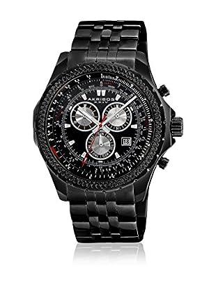Akribos XXIV Reloj con movimiento cuarzo suizo Man AK517BLK 50.5 mm