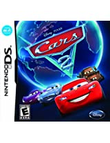 Cars 2: The Video Game (Nintendo DS) (NTSC)