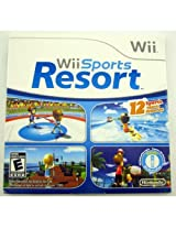 Wii Sports Resort: Bundle Version by Nintendo - Nintendo Wii (ESRB Rating: Everyone)