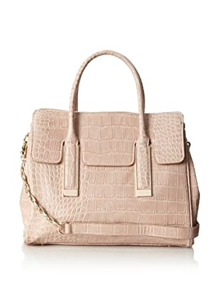 Ivanka Trump Women's Amanda Framed Satchel Top Handle Bag (Bliss)