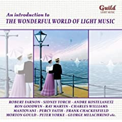 Golden Age of Light Music-An Introduction
