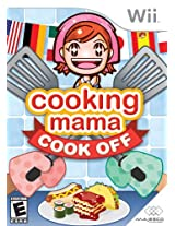 Cooking Mama: Cook Off (Nintendo Wii) (NTSC)