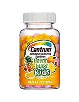Centrum Flavor Burst Kids Tropical Burst -- 120 Chewables