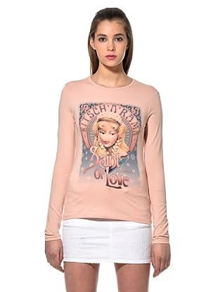Fiorucci Camiseta Terracina (Rosa claro)
